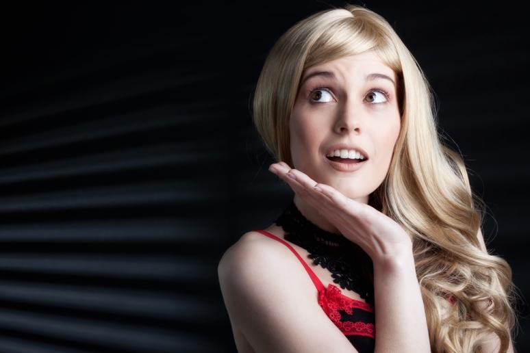 Blond ... Elisa