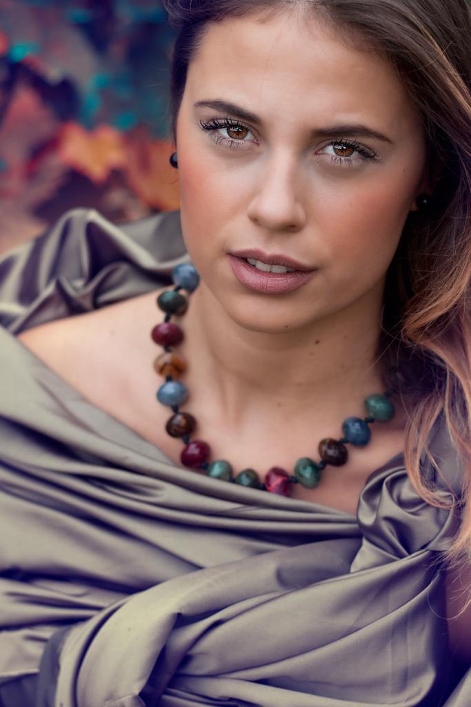 Anja - a portrait
