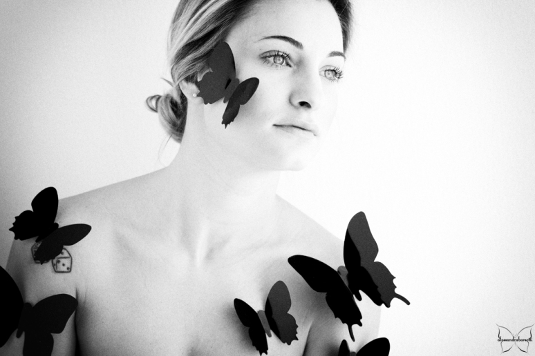 Rebecca - Butterflies